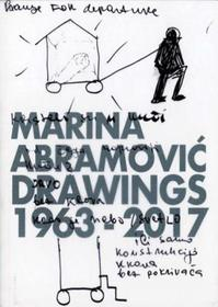 Marina Abramovic. Drawings 1963-2017 (ISBN 9783960982821)