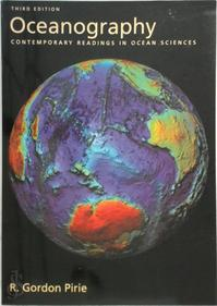 Oceanography - Robert Gordon Pirie (ISBN 9780195087680)