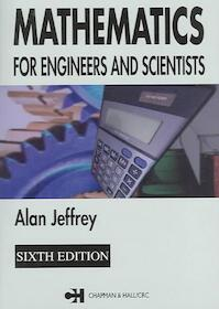 Mathematics for Engineers and Scientists, Sixth Edition - Alan Jeffrey (ISBN 9781584884880)