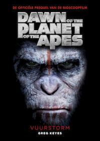 Dawn of the planet of the apes vuurstorm