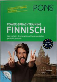 PONS Power-Sprachtraining Finnisch. Niveau A1-A2 - (ISBN 9783125626829)