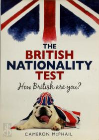 The British Nationality Test - Cameron McPhail (ISBN 9781845026998)