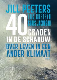 40 graden in de schaduw - Jill Peeters (ISBN 9789401425858)