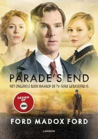 Parade's end - Ford Madox Ford (ISBN 9789401406888)