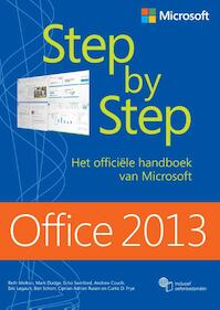 Office 2013 step by step