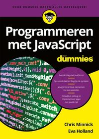 Programmeren met JavaScript voor Dummies - Chris Minnick, Eva Holland (ISBN 9789045353722)