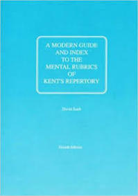 A modern guide and index to the mental rubrics of Kent's Repertory - David Sault (ISBN 9789076189031)
