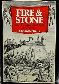 Fire & Stone - Christopher Duffy (ISBN 0715365576)