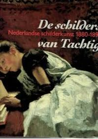 De schilders van Tachtig - Richard Bionda, Carel Blotkamp, Rijksmuseum Vincent van Gogh, Burrell Collection (ISBN 9789066301016)