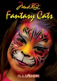 Fantasy cats Illusion - Mark Reid (ISBN 9780955558535)