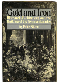 Gold and Iron - Fritz Richard Stern (ISBN 9780140552188)