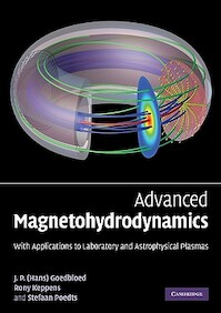 Advanced Magnetohydrodynamics - J. P. Goedbloed, Rony Keppens, Stefaan Poedts (ISBN 9780521705240)