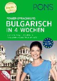 PONS Power-Sprachkurs Bulgarisch in 4 Wochen - (ISBN 9783125627215)