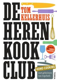 De herenkookclub - Tom Kellerhuis (ISBN 9789089896445)