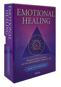 Emotional healing boek en kaartenset - Nicola Green (ISBN 9789044746853)
