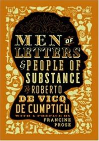 Men of Letters & People of Substance - Roberto de Vicq de Cumptich (ISBN 9781567923384)