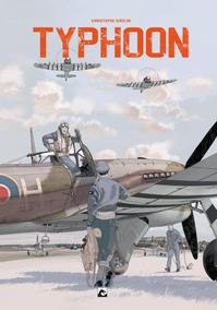 Typhoon HC - Christophe Gibelin (ISBN 9789463730198)
