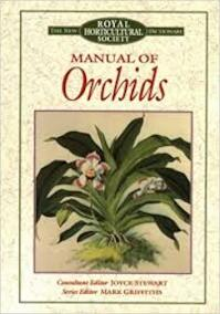 The New Royal Horticultural Society Dictionary: Manual of Orchids - Joyce Stewart (ISBN 9780333628294)