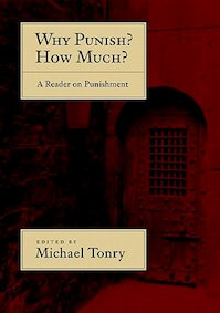 Why Punish? How Much? - (ISBN 9780195328868)