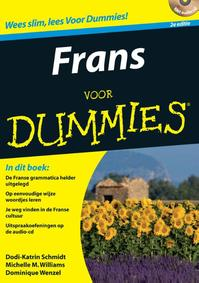 Frans voor Dummies - Dodi-Katrin Schmidt, Dominique Wenzel, Michelle M. Williams (ISBN 9789043016841)