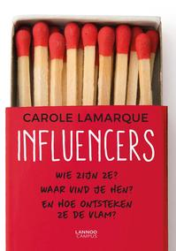 Influencer marketing - Carole Lamarque (ISBN 9789401441032)