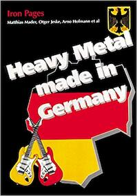 Heavy metal - made in Germany - Matthias Mader (ISBN 9783931624088)
