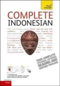 Teach Yourself Complete Indonesian (Bahasa Indonesia) - Christopher Byrnes (ISBN 9781444102338)