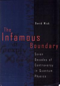 The Infamous Boundary - David Wick (ISBN 9780817637859)