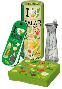 I love salads & dressings