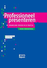 Professioneel presenteren - Heribert Korte, Ben Vaske (ISBN 9789490951085)