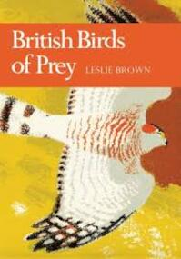 British birds of prey - Leslie Brown (ISBN 0002194058)