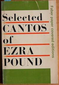 Selected Cantos of Ezra Pound - Ezra Pound (ISBN 9780571081806)