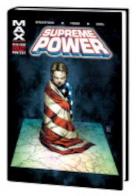 Supreme Power Volume 1 HC - J. Michael Straczynski, Gary Frank, John Sibal (ISBN 9780785113690)