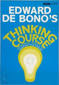 De Bono's Thinking Course - Edward De Bono (ISBN 9781406612028)