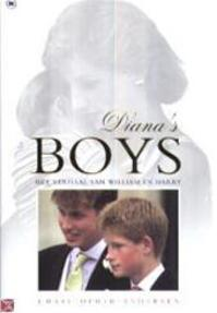 Diana's boys - Christopher Andersen (ISBN 9789051085600)