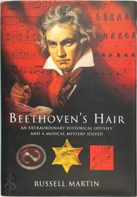 Beethoven's Hair - Russell Martin (ISBN 9780747548454)