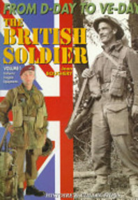 The British soldier from D-Day to VE-Day - Jean Bouchery (ISBN 9782908182446)