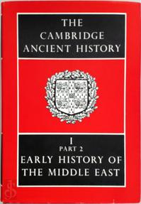 The Cambridge Ancient History - (ISBN 9780521077910)