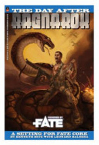 The Day After Ragnarok Fate Core Edition - Kenneth Hite, Leonard Balsera (ISBN 9780989615501)