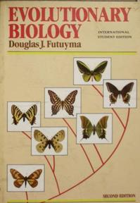 Evolutionary biology - Douglas J. Futuyma (ISBN 9780878931880)