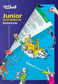 Van Dale Juniorwoordenboek Nederlands (ISBN 9789460772863)