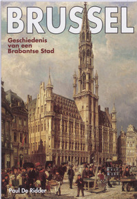 Brussel - P. De Ridder (ISBN 9789072931818)