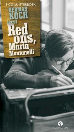Red ons Maria Montanelli - Herman Koch