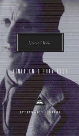 Everyman's library Nineteen eighty-four - george orwell