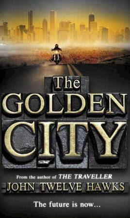 Golden City - John Twelve Awks