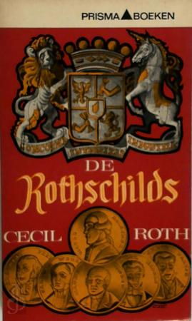 De Rothschilds - Cecil Roth