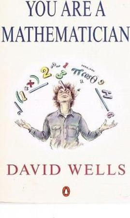You are a mathematician - David Wells
