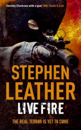 Live Fire - Stephen Leather