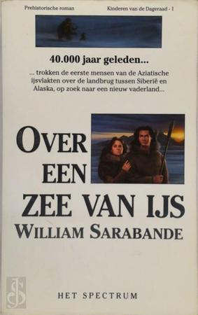 Over een zee van ijs - William Sarabande