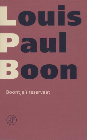 Boontjes reservaat / 3 - Louis Paul Boon